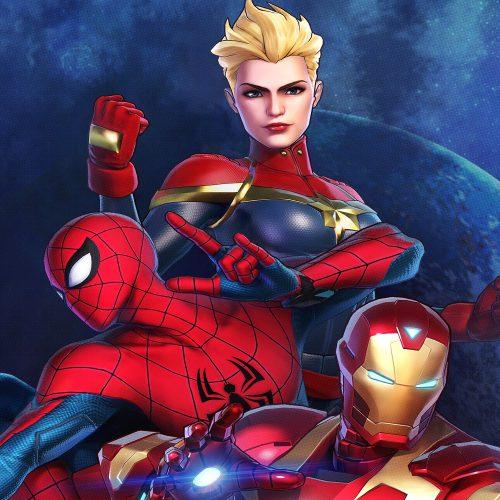 بازی Marvel Ultimate Alliance 3