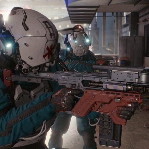 کتاب بازی Cyberpunk 2077