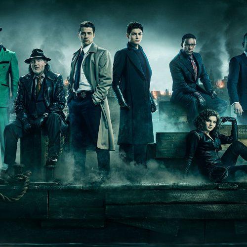 نقد سریال Gotham