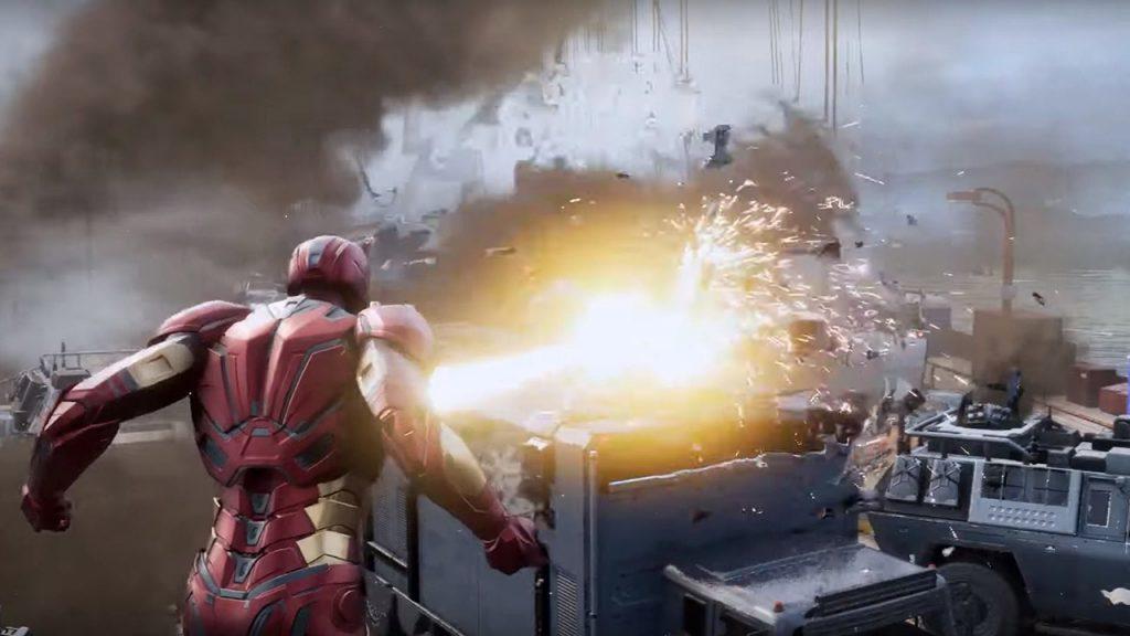 اسکوئر انیکس Marvel's Avengers