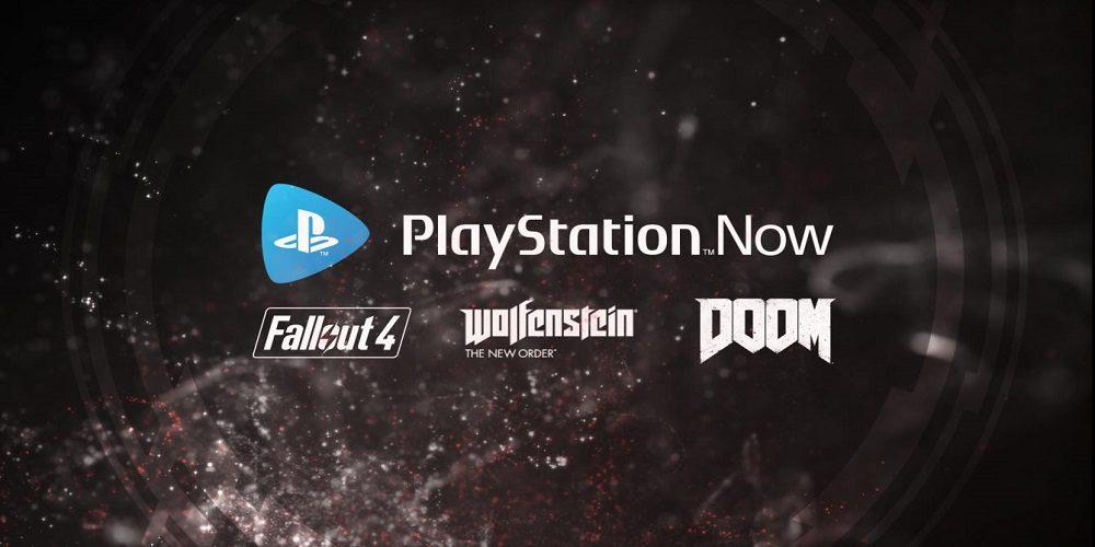 سرویس Playstation Now در ماه آگوست