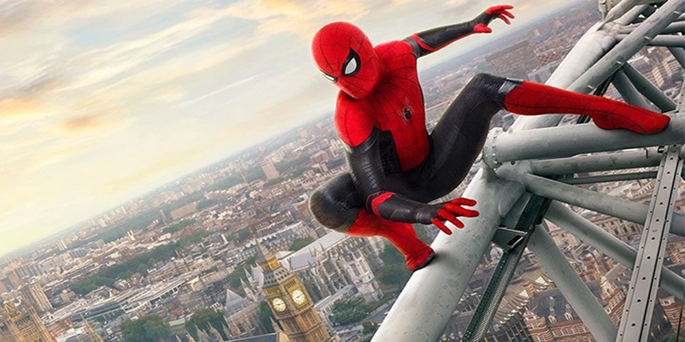 فروش فیلم Spider-Man: Far From Home