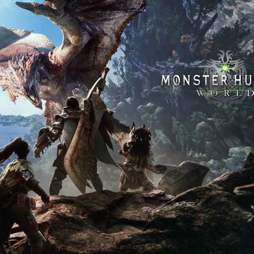فروش بازی Monster Hunter World