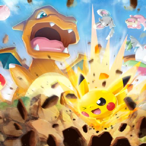 Pokemon Rumble Rush برای iOS