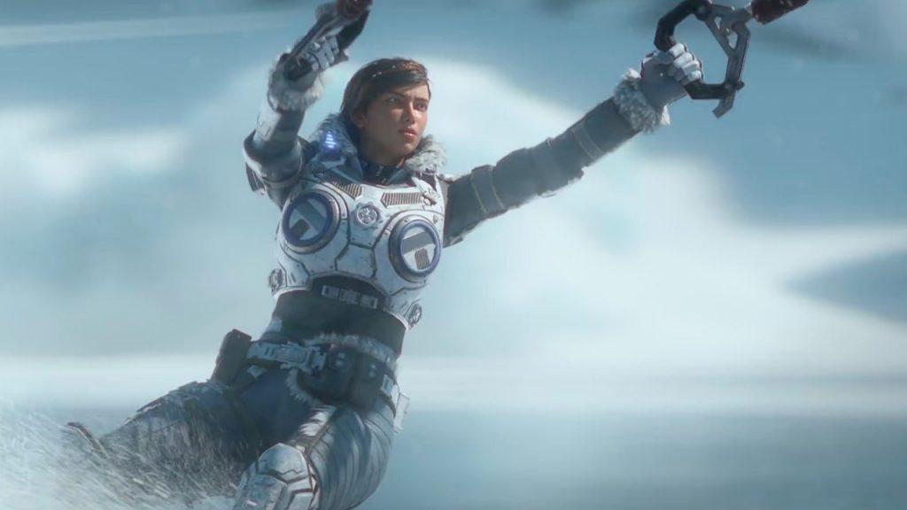 اولین نگاه به بازی Gears of War 5