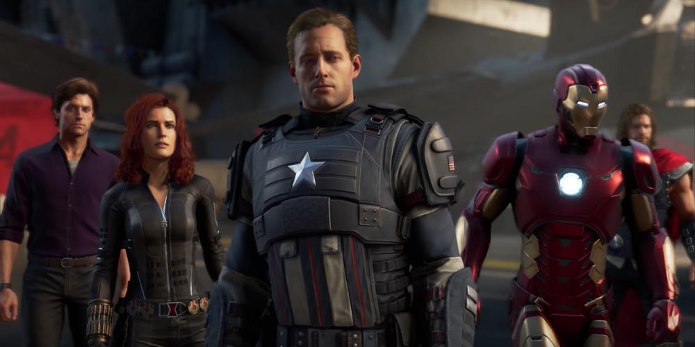 تغییرات بازی Marvel's Avengers