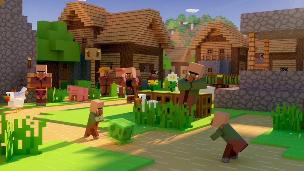 ماینکرفت | بازی Minecraft