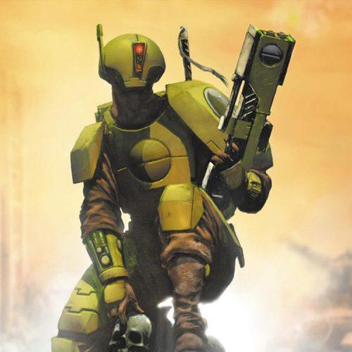 Warhammer 4K: Fire Warrior برای PC