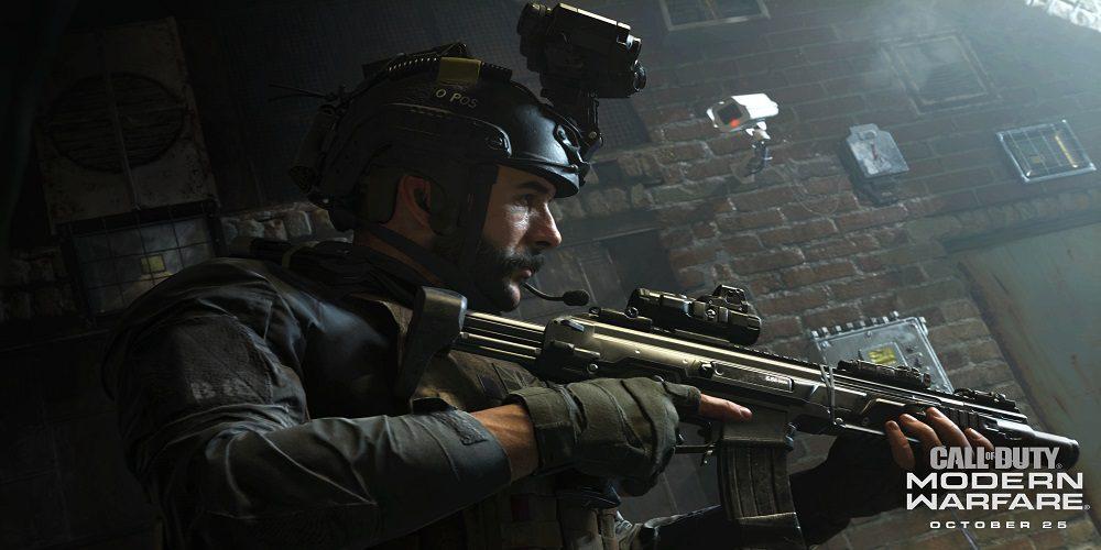 Call of Duty: Modern Warfare در گیمزکام