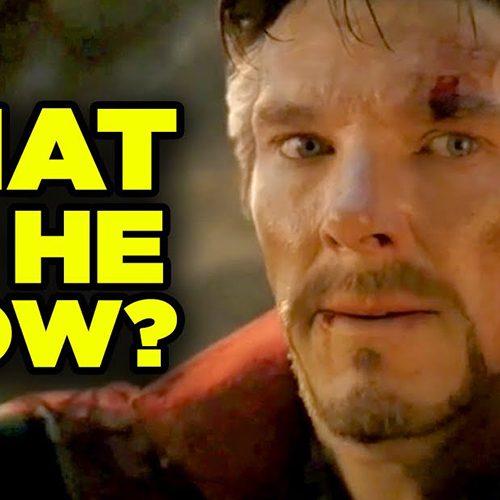 بررسی تصمیم دکتر استرنج ، آیا او واقعاً 14میلیون آینده مختلف رو بررسی کرد؟