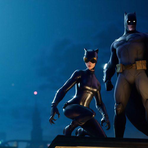 رویداد مشترک Batman و Fortnite
