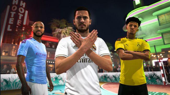 دموی بازی FIFA 20