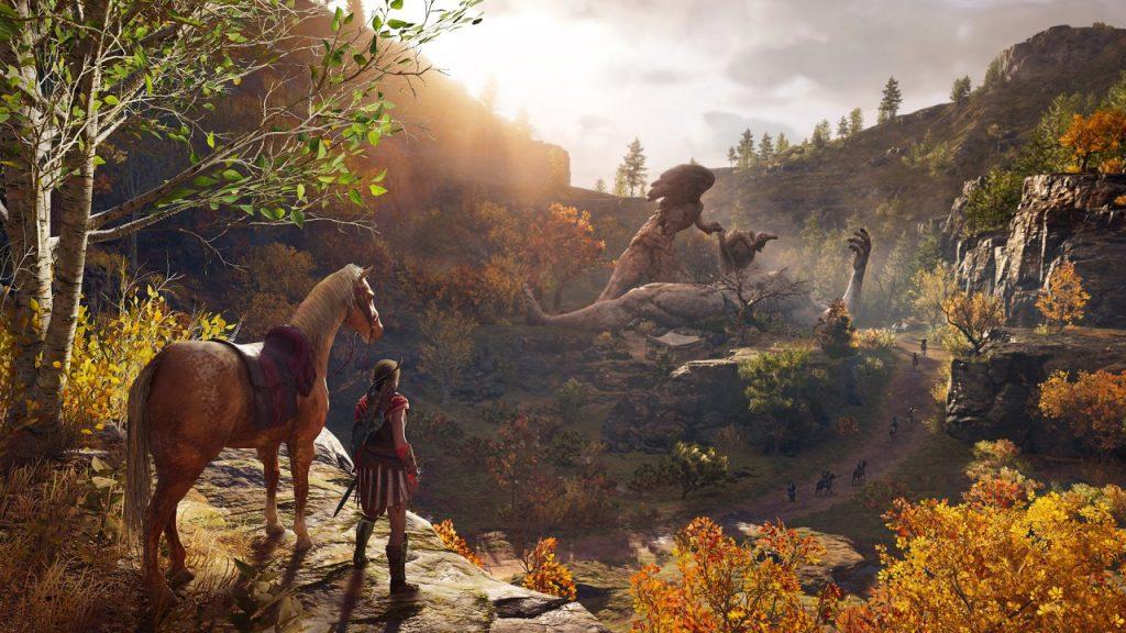 بازی Assassin's Creed Odyssey
