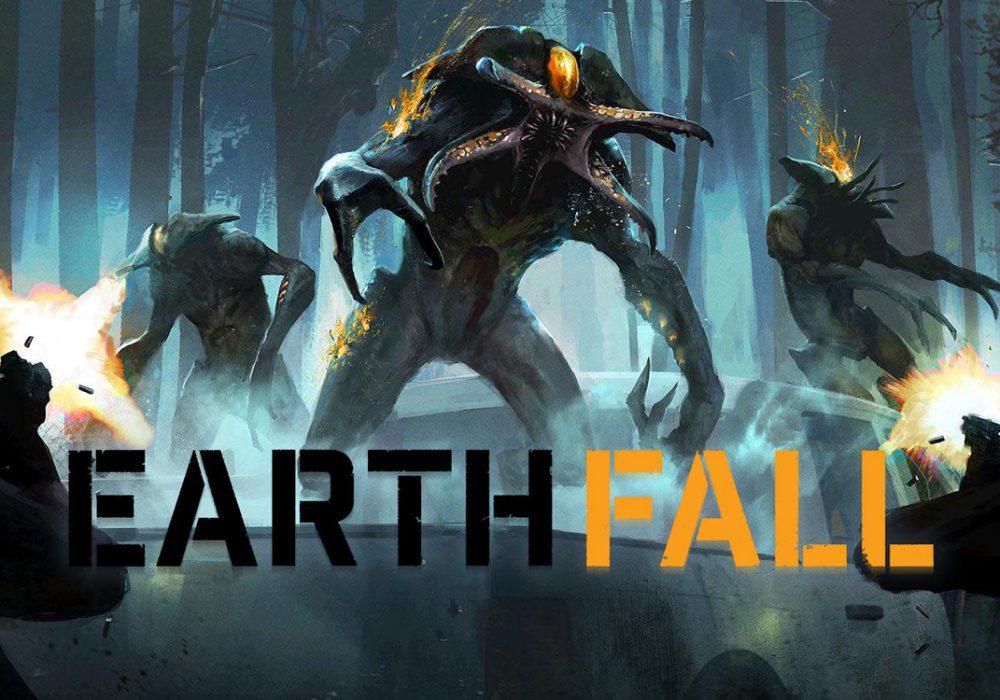 نسخه سوییچ بازی Earthfall