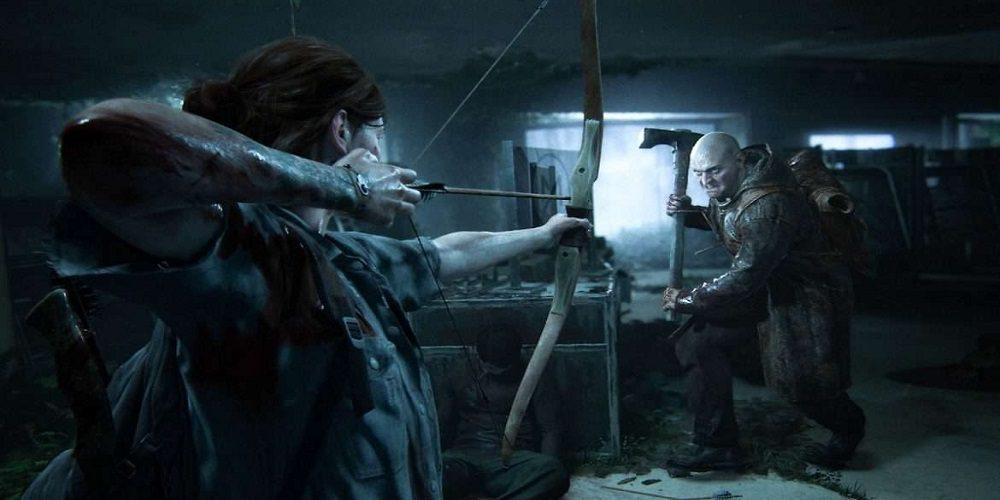 بازی The Last of Us Part II دارای دو دیسک