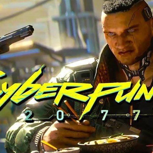 نمایش Cyberpunk 2077 در Pax Aus