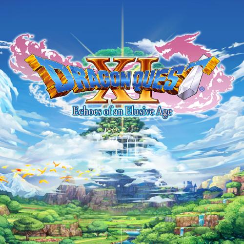 بازی Dragon Quest XI S: Echoes of An Elusive Age