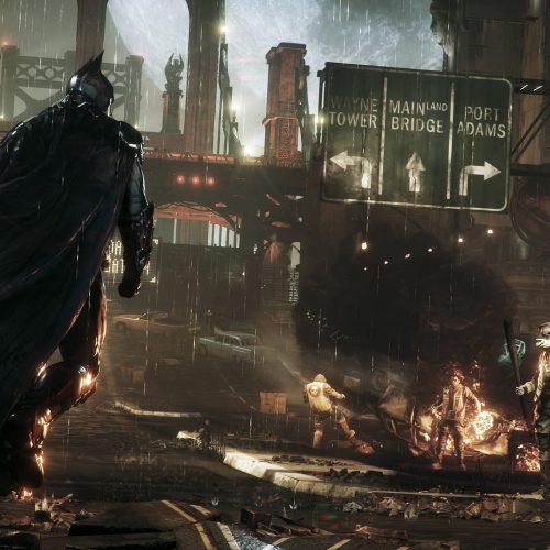 نسخهی جدید Batman: Arkham