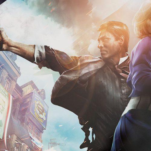 نسخهی جدید Bioshock