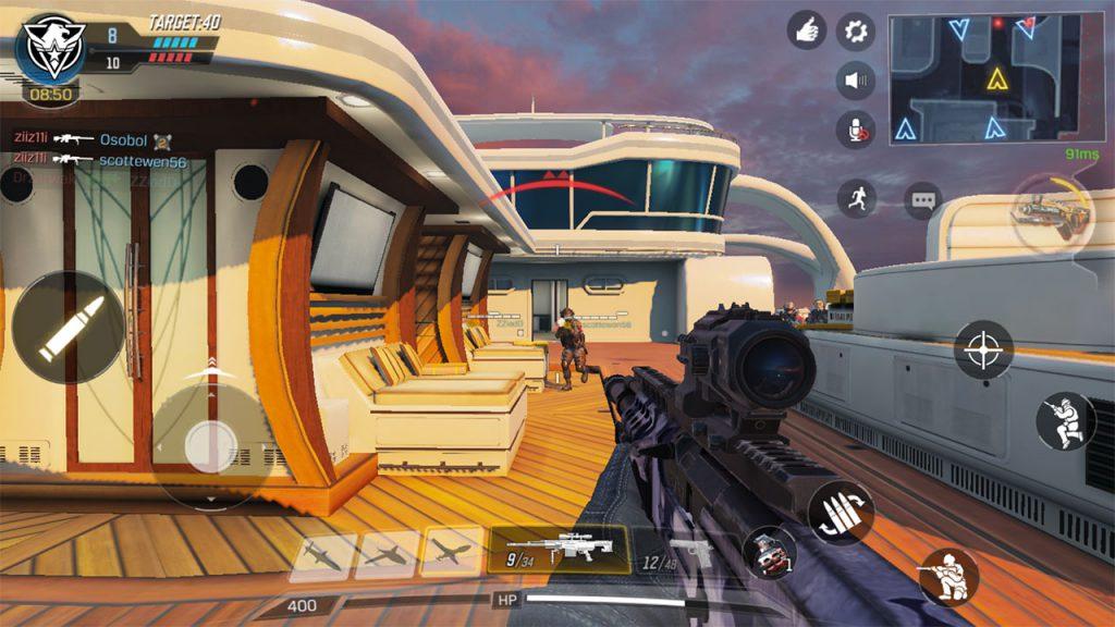 بازی Call of Duty: Mobile