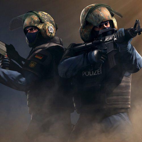 Halo در بازی Counter-Strike: GO