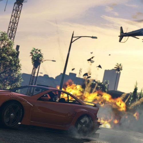 نسخه جدید GTA