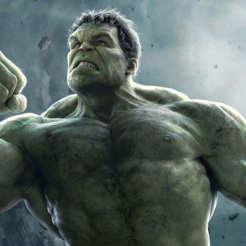 مارک رافلو به Hulk vs Wolverine