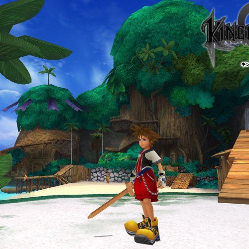 نسخههای کلاسیک Kingdom Hearts
