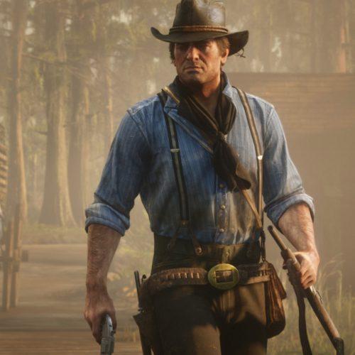زامبیها در Red Dead Redemption 2