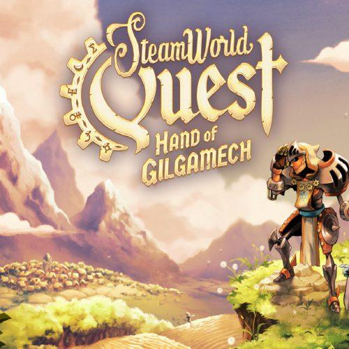 بازی SteamWorld Quest: Hand of Gilgamech