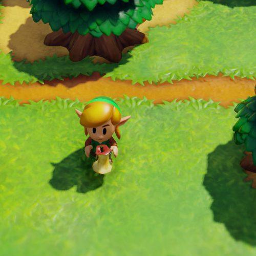 تخفیف ۱۰ دلاری The Legend of Zelda: Link's Awakening