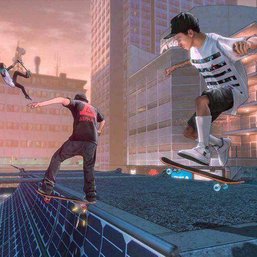 نسخهی جدید Tony Hawk Pro Skater