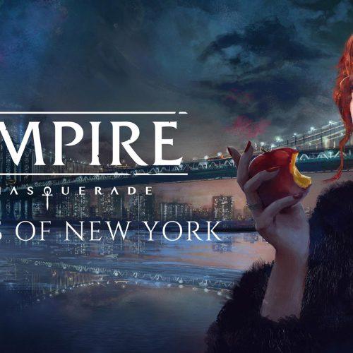 بازی Vampire: The Masquerade – Coteries of New York