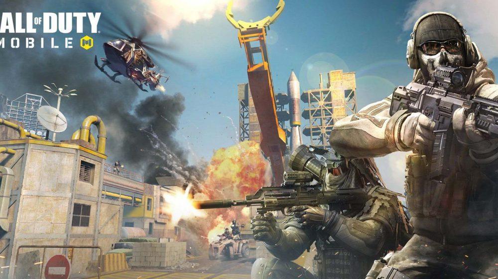 آمار دانلود Call of Duty: Mobile