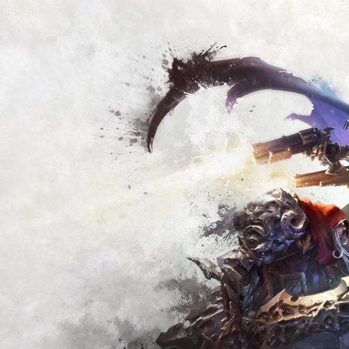 به پایان رساندن بازی Darksiders: Genesis