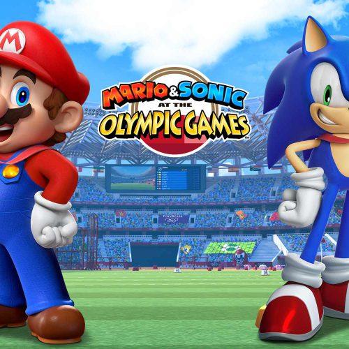 بازی Mario & Sonic at the Olympic Games Tokyo 2020