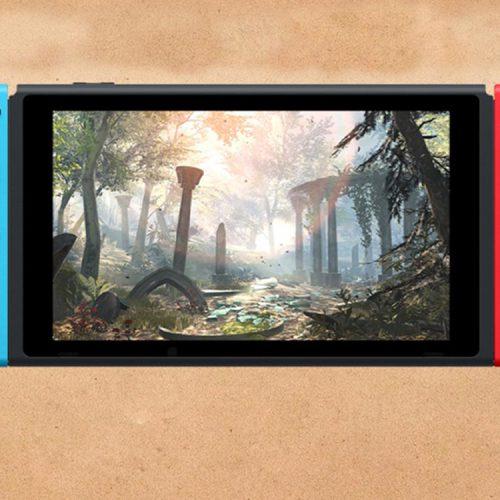 انتشار بازی The Elder Scrolls: Blades برای سوییچ