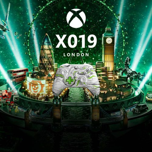 مایکروسافت برای رویداد X019