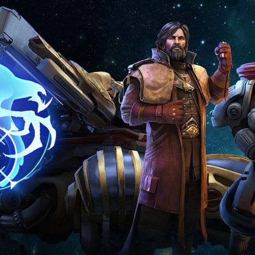 Arcturus Mengsk کماندر جدید StarCraft 2