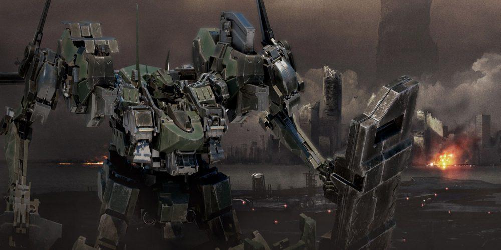 نسخهی جدید Armored Core