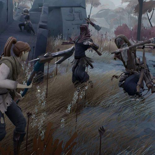 بازی Ashen برای پلیاستیشن ۴ و نینتندو سوییچ منتشر شد
