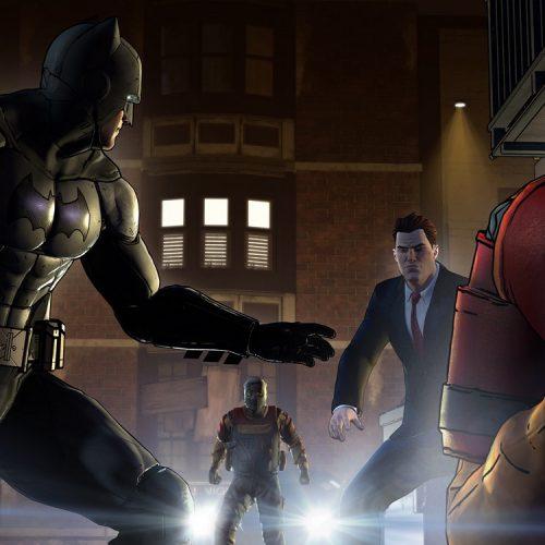 بستهی الحاقی Shadows Mode بازی Batman: The Telltale Series