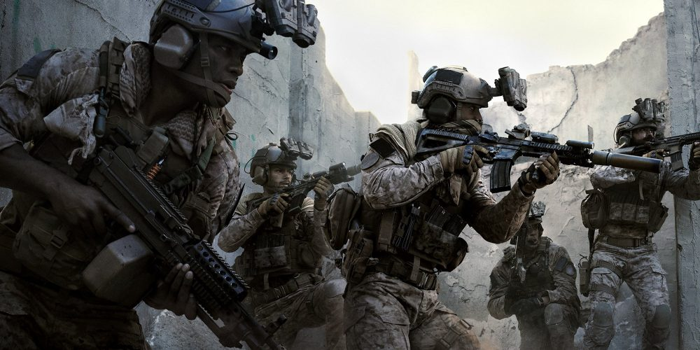 بخش چندنفره Call of Duty: Modern Warfare