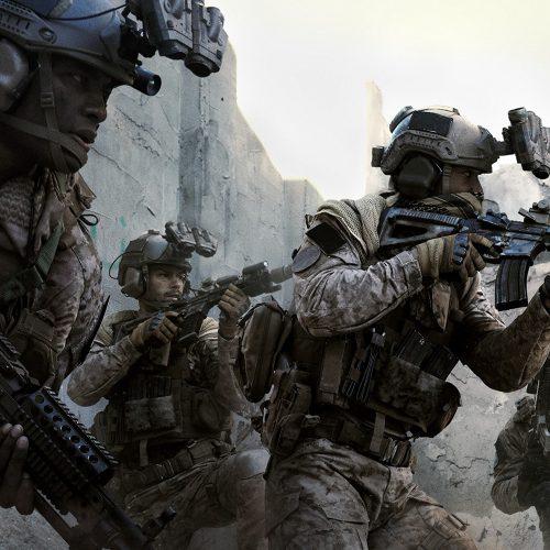 حالت بتل رویال Modern Warfare