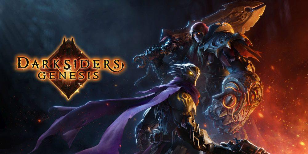 نسخهی سوییچ Darksiders Genesis
