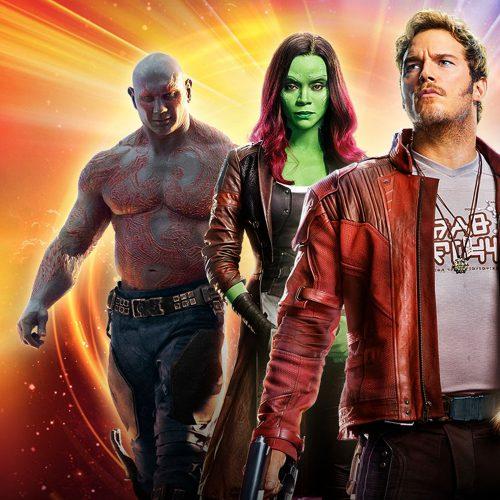 قسمت سوم Guardians of the Galaxy