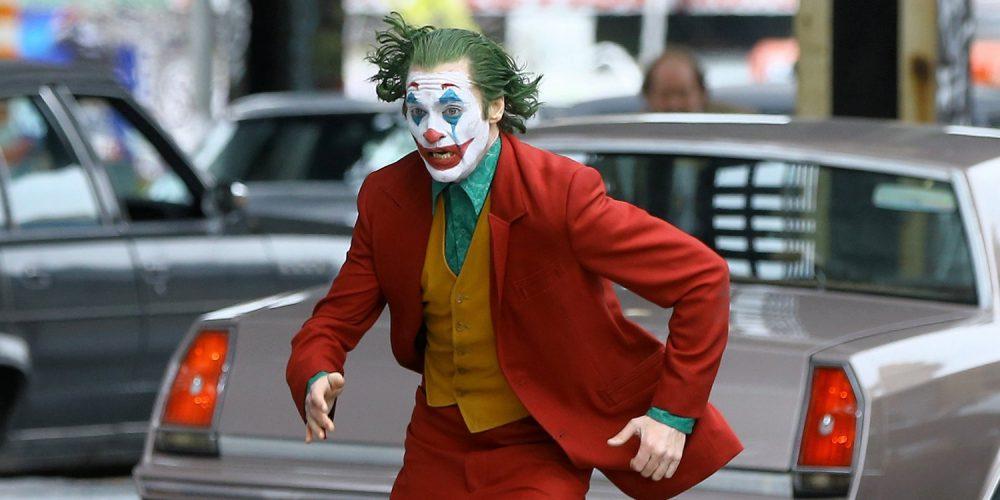 Joker در مراسم گلدن گلوب