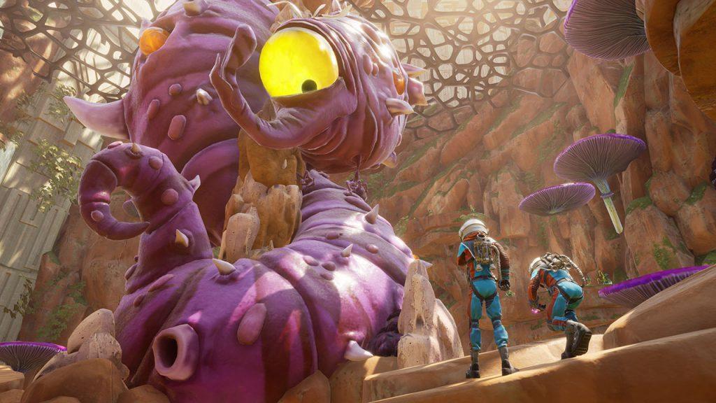 پیشنمایش بازی Journey to the Savage Planet
