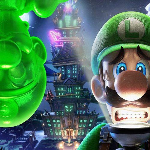 بستهی الحاقی بازی Luigi's Mansion 3