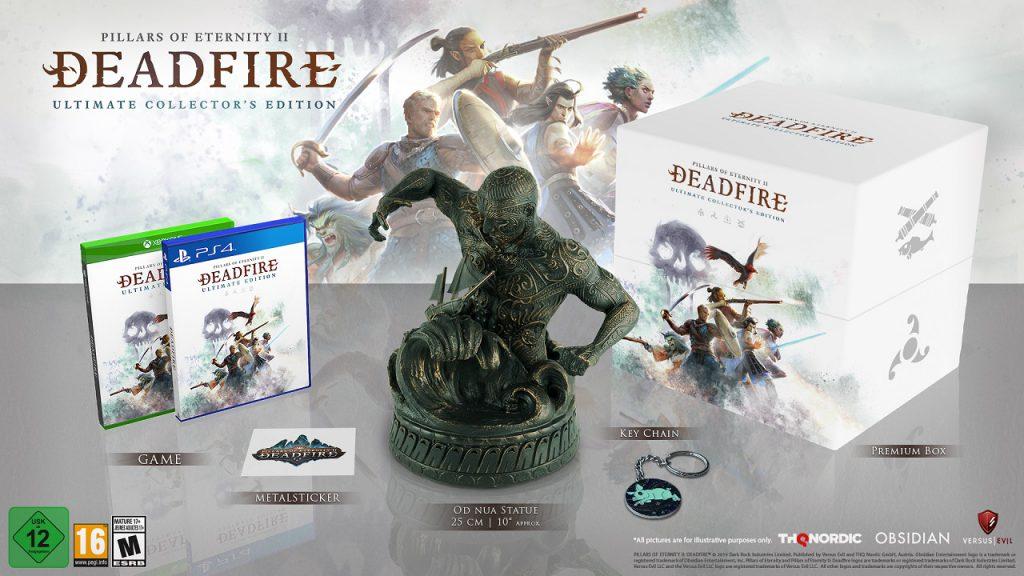 تاریخ انتشار بازی Pillars of Eternity 2: Deadfire   پلیاستیشن 4 و ایکسباکس وان